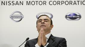 Szef Nissana zrezygnował ze stanowiska