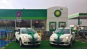Klientom stacji BP sprzyja szczęście