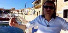 Robert Gawliński: marzę, by mieszkać w Grecji