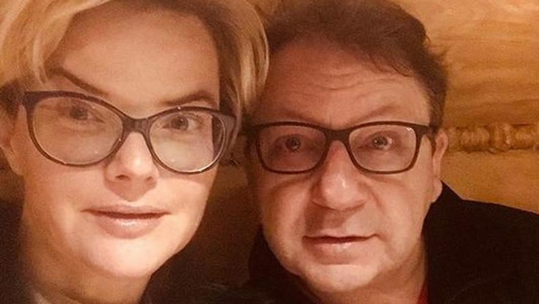 Monika i Zbigniew Zamachowscy mieszkają na warszawskim Starym Żoliborzu.