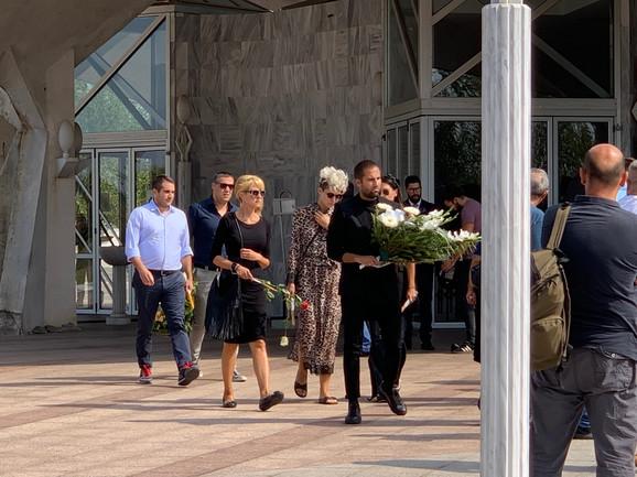 Dalibor Andonov Gru - sahrana