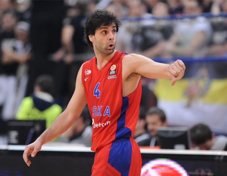 KK CSKA Moskva, Miloš Teodosić