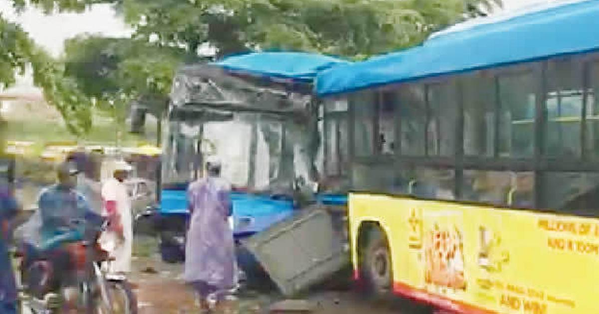 BRT accident: Operators declares zero tolerance for drugs, alcohol use by drivers - Pulse Nigeria