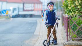 W Mediolanie trwa akcja zachęcająca dzieci, aby do szkoły docierały pieszo, rowerem lub na hulajnodze