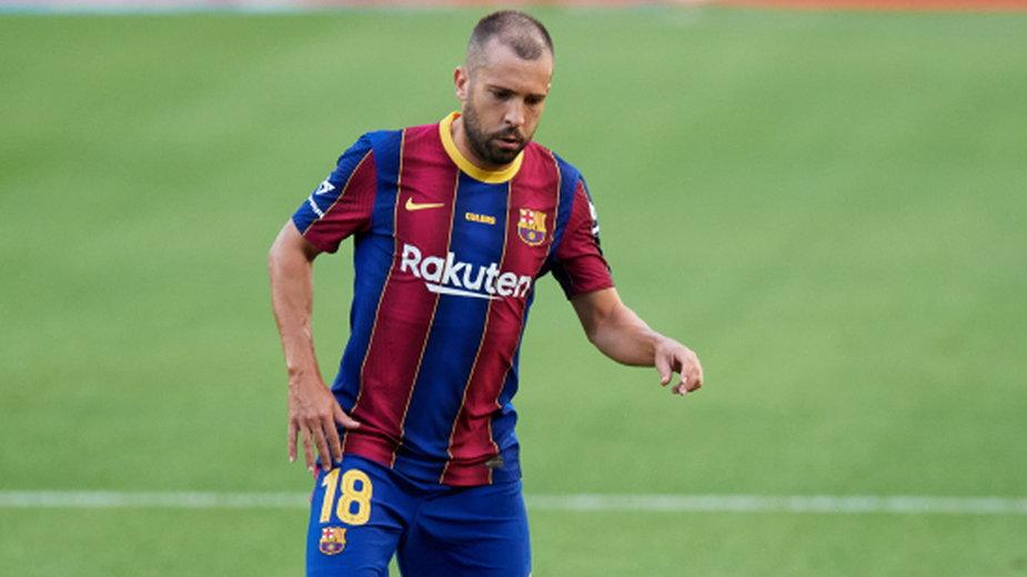 Jordi Alba / Fot. Getty Images