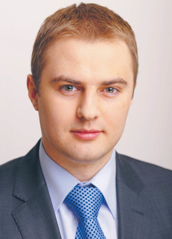 fot. Tomasz Pikula/Materiały prasowe  Grzegorz Kuś, radca prawny, doradca podatkowy, PwC