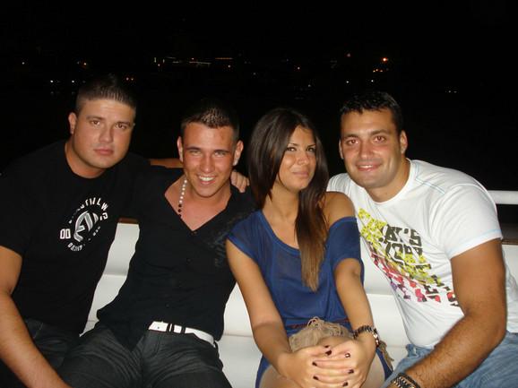 Cvija, Jovana Medić i Nemanja Milovanović