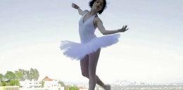 To polska gwiazdka. Tańczy w LA na tarasie...