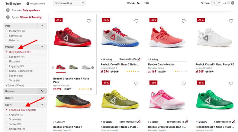 224675055120f Jak wybrać buty na fitness? - Kobieta