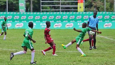 Milo U-13 Champions League: Amoawi Methodist eliminates Babatokumaa Primary to reach semi-final