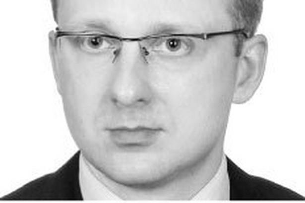 Przemysław Rataj, doktor prawa, radca prawny w Kancelarii Prawnej Rödl & Partner
