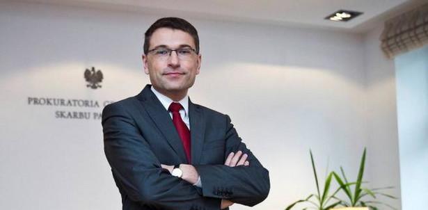 Leszek Bosek, prezes Prokuratorii Generalnej, fot. Wojtek Górski