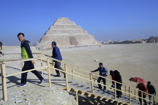 Egipt: Trzy osoby zginęły w zamachu w Gizie