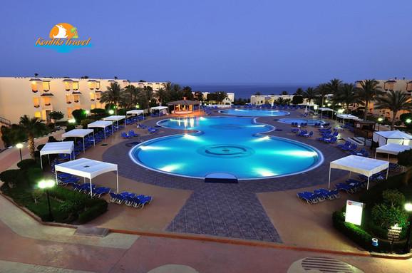 Grand resort Oasis Sharm El Sheikh