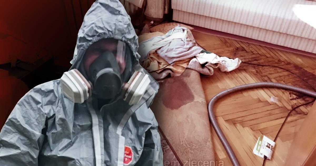 Wywiad Z Właścicielem Purgato Post Mortem Firma Sprząta Po