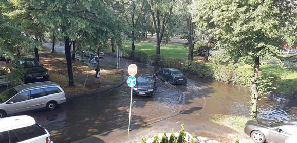 Poplavna jezera u Aleksinačkih rudara