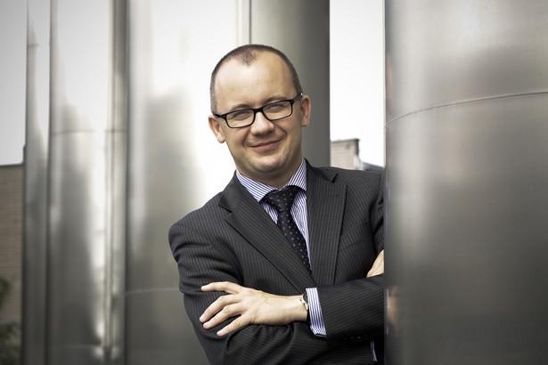 Adam Bodnar. Fot. Wojtek Górski