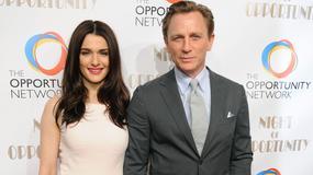 Rachel Weisz i Daniel Craig zrobili wyjątek i pokazali się razem...