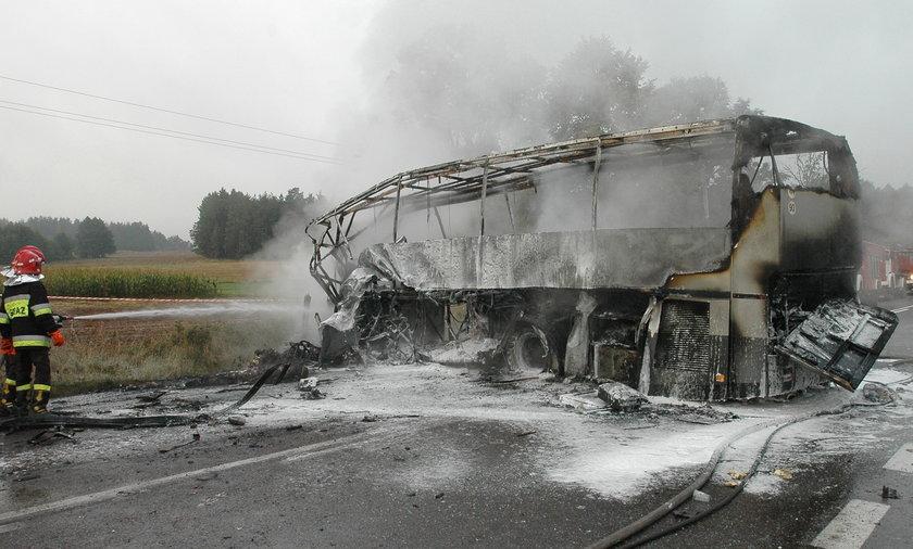 To była najpoważniejsza katastrofa drogowa na Podlasiu