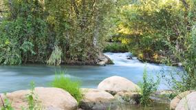 Program rozminowania terenów nad Jordanem wokół miejsca chrztu Jezusa