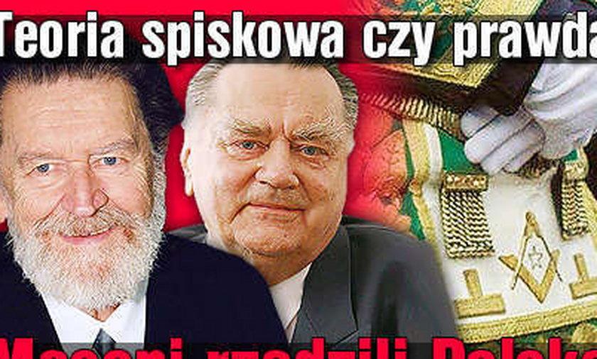 Masoni rządzili Polską?!