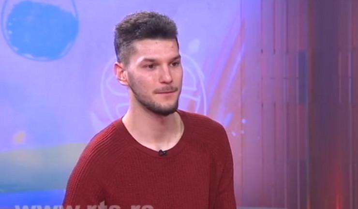 Pavle Sloboda Karalić, rođen je poslednjeg dana bombardovanja