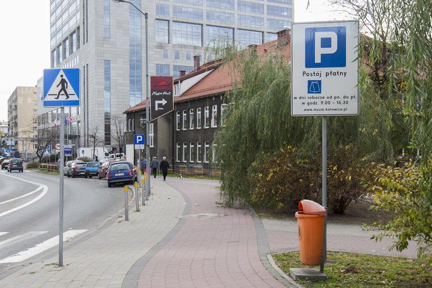 Parkingów jest za mało
