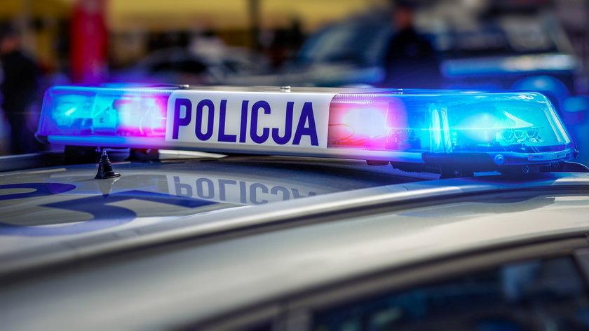 Oświęcim. 42-latek wysadził brata umierającego na zawał na poboczu