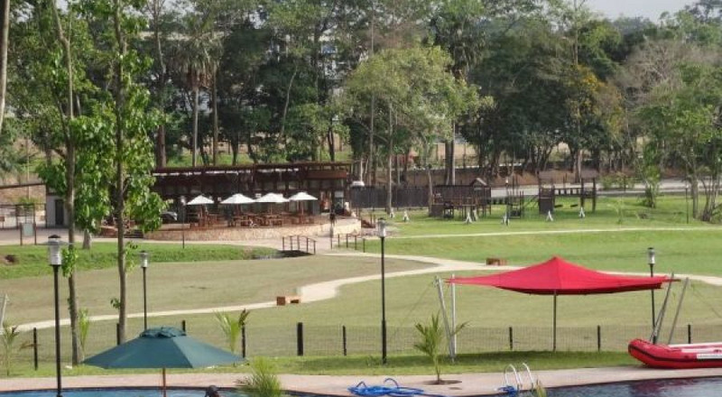 Agodi Garden and Resort: A brief walk into a haven of peace