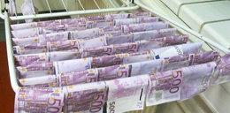 Tak policja suszyła 100 tys. euro