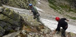 Tragedia w Tatrach. Turysta spadł ze szlaku