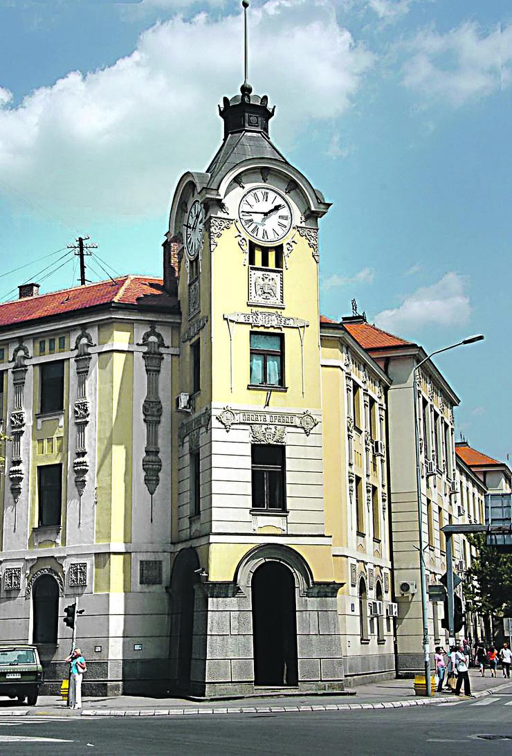 Palata pravde u Nisu foto Kostadin Kamenov