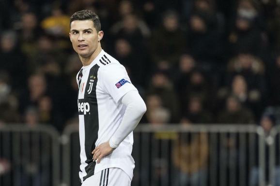 Odmarao jer je promenio klub i zemlju: Kristijano Ronaldo
