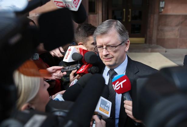 Ambasador Rosji w RP Siergiej Andriejew