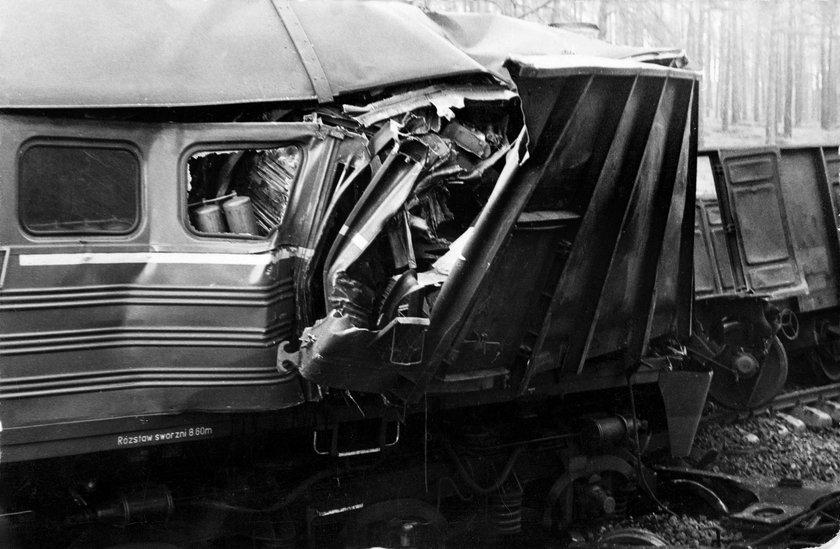 Największa katastrofa kolejowa w Polsce
