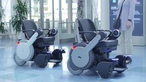 Autonomiczne wózki dla odwiedzających lotnisko