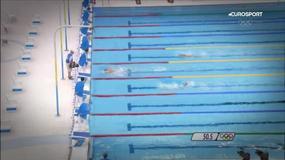 Phelps nie dał szans rywalom w Wyścigu Legend