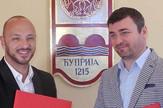 Ćuprija, Ninioslav Erić i Igor Karadarević
