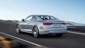 Nowe Audi A5 - pierwsze zdjęcia i dane techniczne