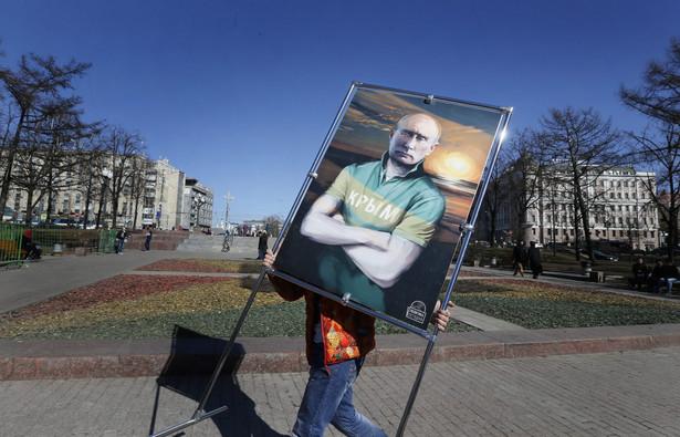 Rosjanie pokazali pięciominutowy skrót przesłuchania Panowa, na którym ten wymienia nazwiska kilku osób, które miały wchodzić w skład grupy dywersyjnej.