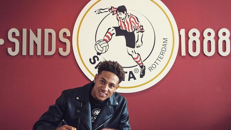 Maduka Okoye has joined a new club in the Netherlands (Instagram/Maduka Okoye)