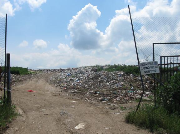Gradska deponija