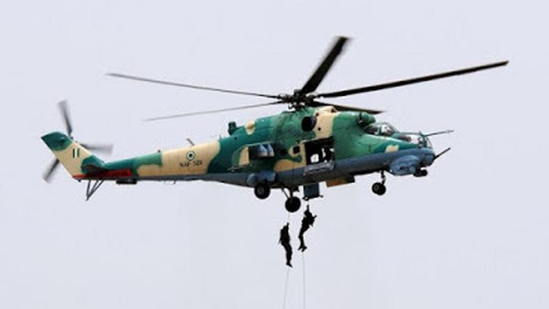 Image result for Air Force Escalates Aerial Surveillance Over Kaduna Flashpoint