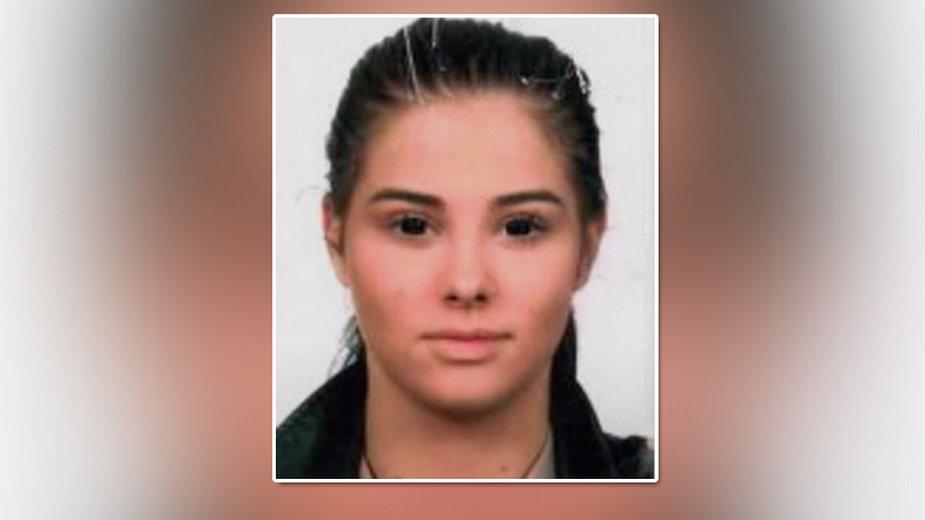 Zaginęła 17-letnia Sandra. Wyszła z placówki opiekuńczej z dzieckiem