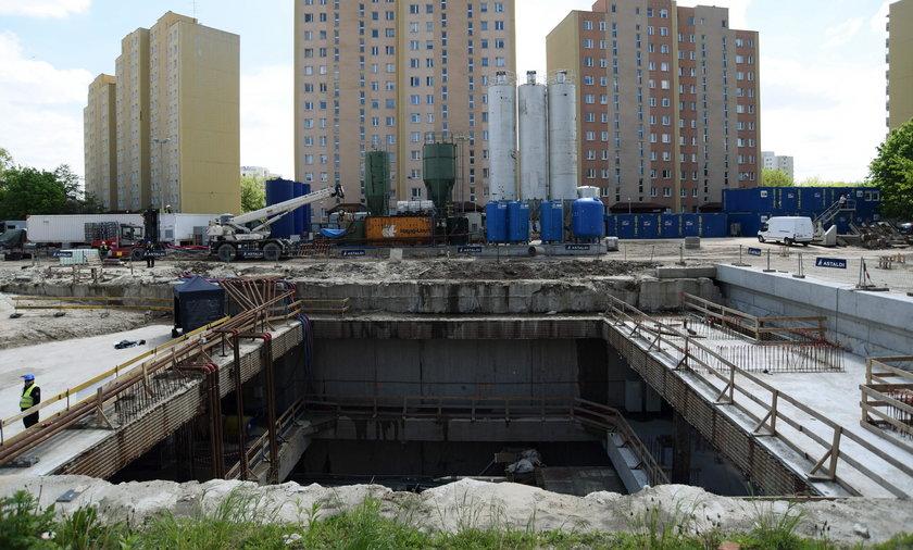 Niezwykłe znalezisko na budowie II linii metra w Warszawie