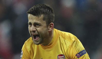Fabiański zachwycił. Wywalczył miejsce w bramce Arsenalu?