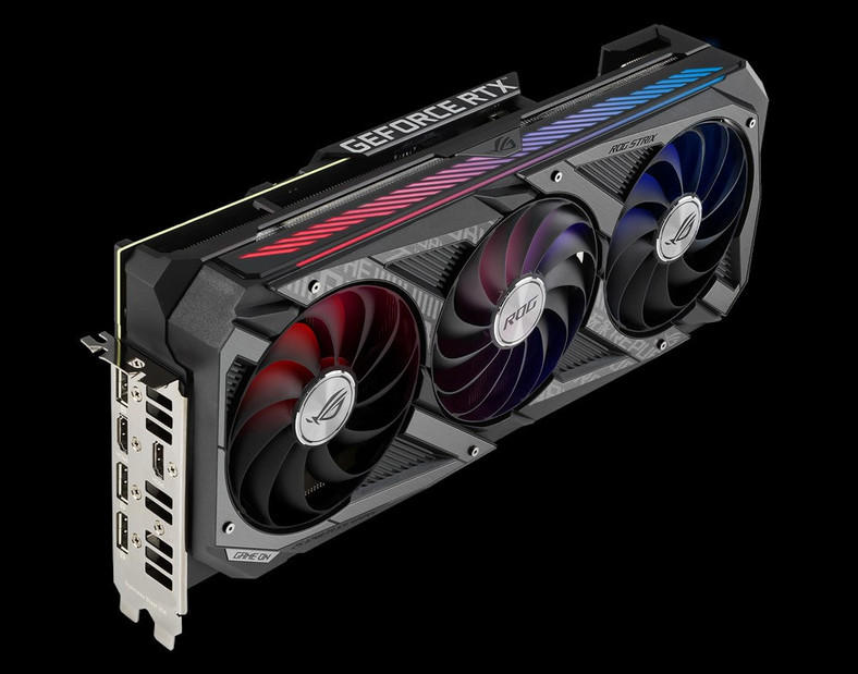 Asus ROG Strix GeForce RTX 3070 Gaming