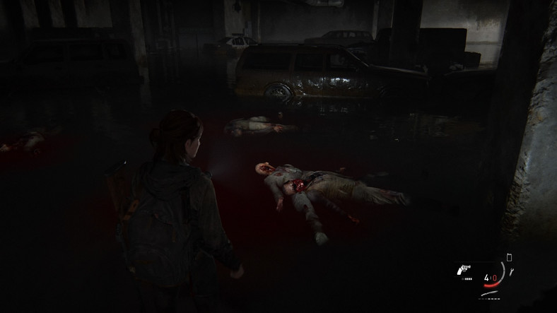 The Last of Us Part II - screenshot z wersji na PlayStation 4