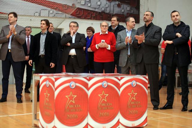 Promocija kalendara SD Crvena zvezda