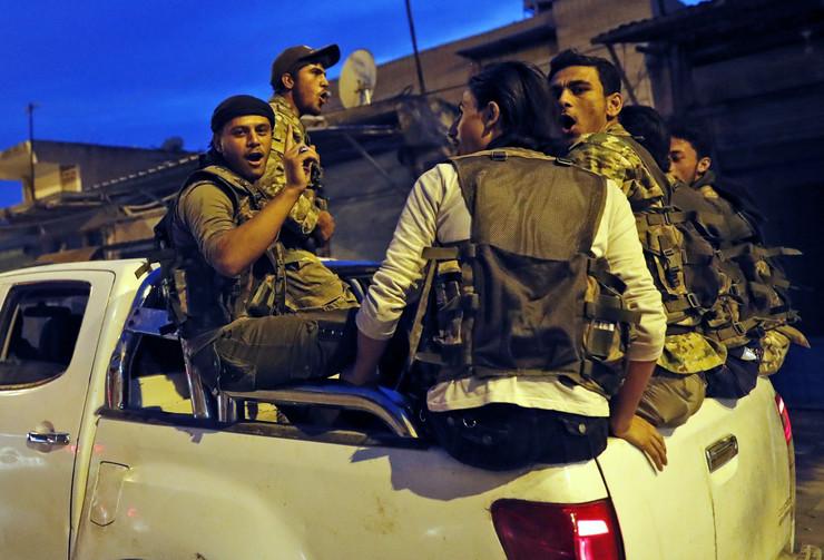 Sirijska nacionalna armija